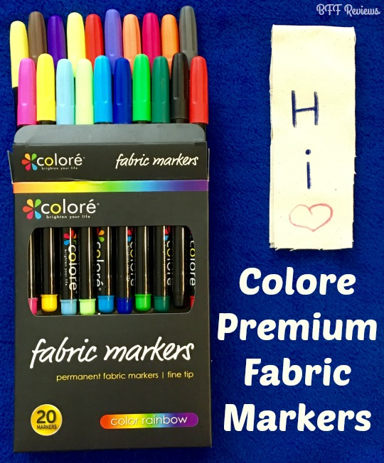 bff reviews colore premium fabric markers thereviewmafia