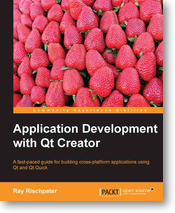 Code Gardening: Application Development with Qt-Creator