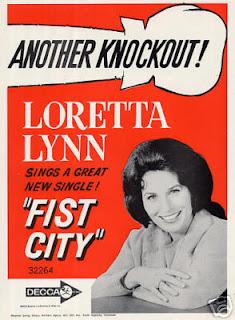 Loretta lynn fist city