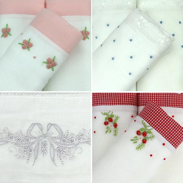 O Verão dos bebês com o frescor das roupinhas em tecidos de algodão