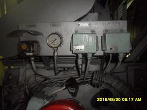 MV. Kartini Baruna Incinerator System Sensor