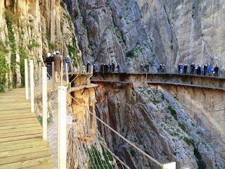 El Camino del Rey - Malaga