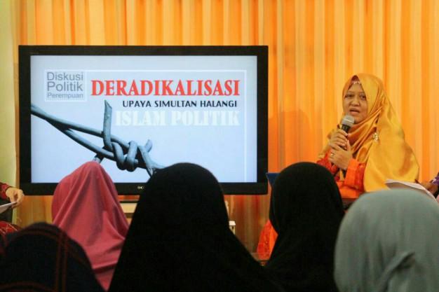 Dispol Perempuan ke-9: Deradikalisasi, Upaya Simultan Hadang Islam Politik