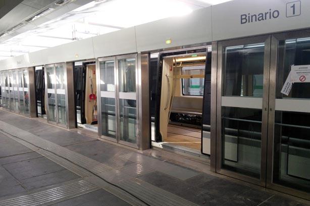I problemi della Metro C