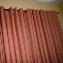 Eyelet Window Curtains in Port Harcourt, Nigeria
