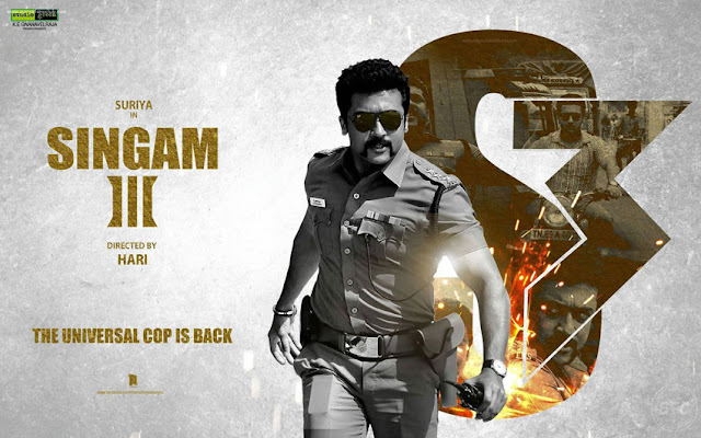 Singam 3 Release Date Confirms Today