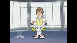 Digimon Adventure Digital Monsters Kari Gatomon