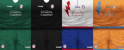 PES 6 Kits Rayo Majadahonda Season 2018/2019 by VillaPilla