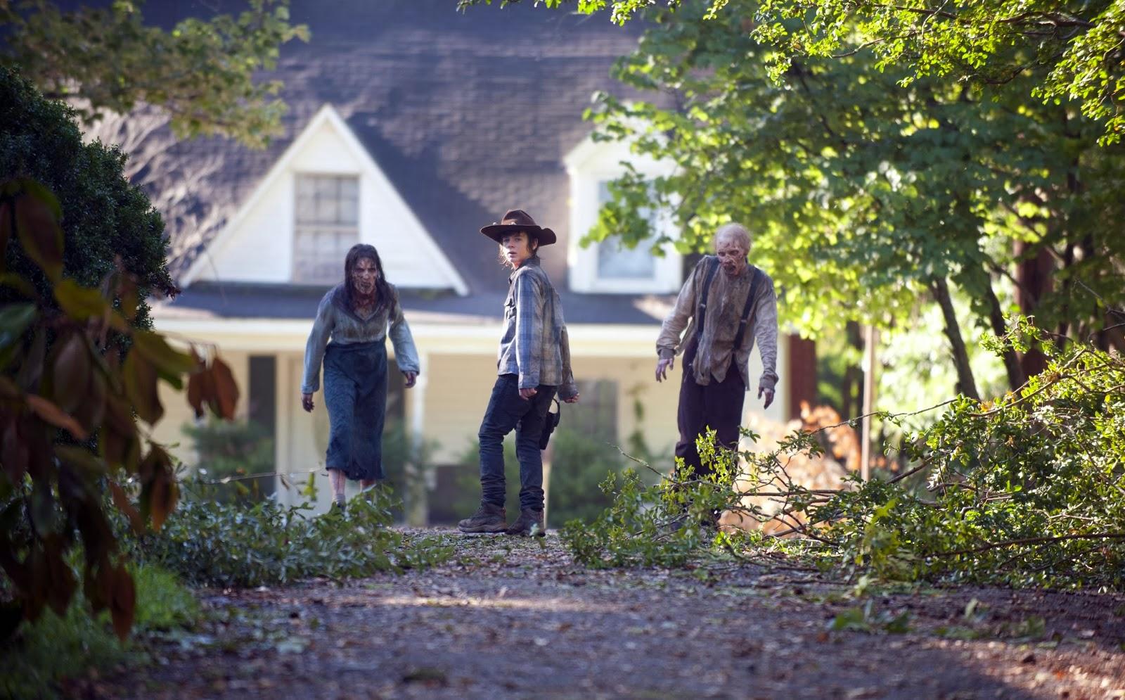 The Walking Dead, uno scatto dalla puntata 4.09