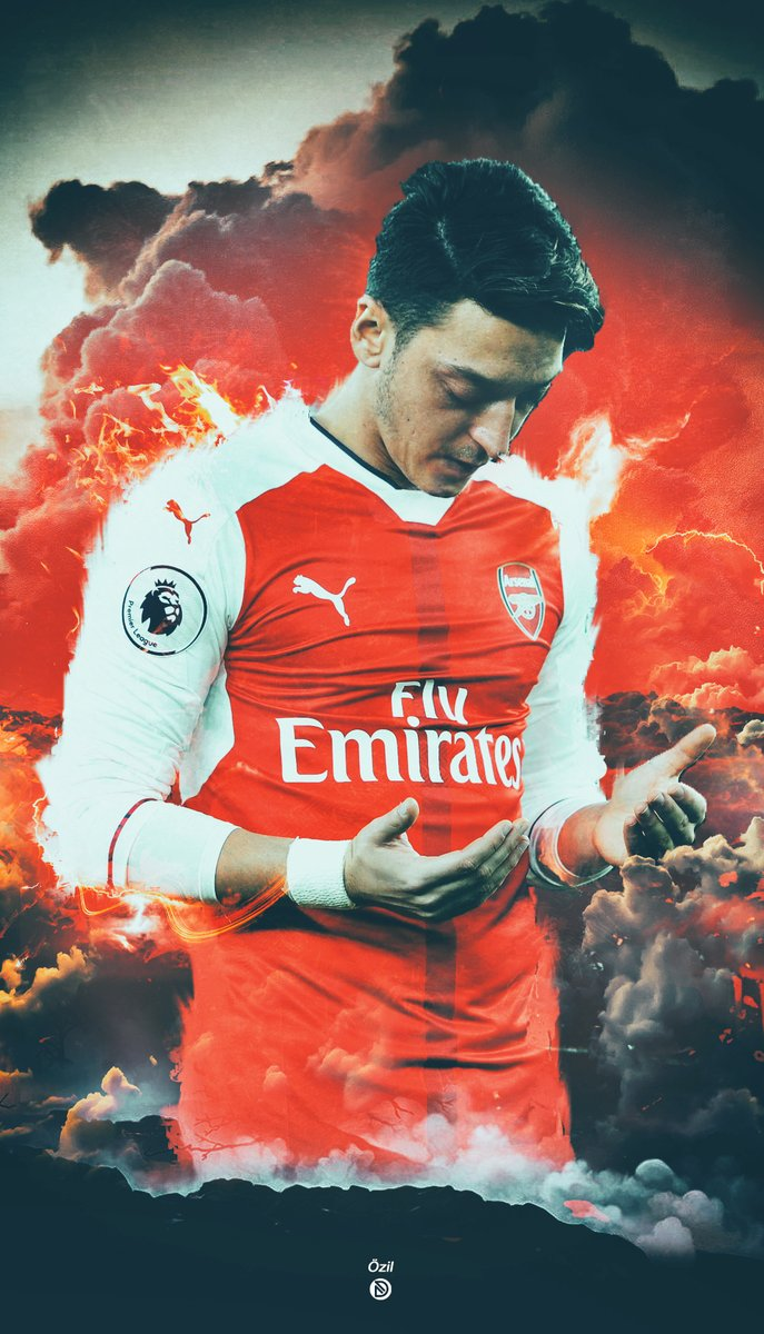 Free Download Mesut Ozil Wallpaper Lockscreen Android And IPhone