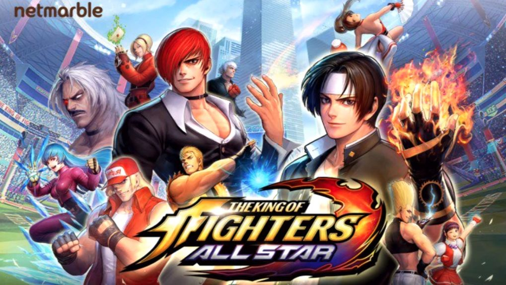 Rendy S Blog The King Of Fighters Allstar Putting A