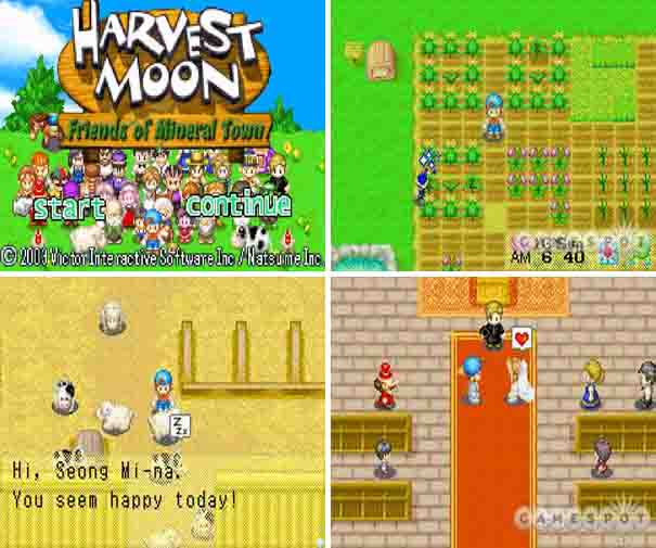 Harvest Moon Friends Mineral Town Gba Free Full Version