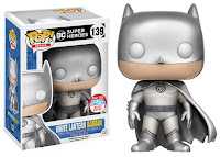 Pop! Heroes: DC Heroes - White Lantern Batman