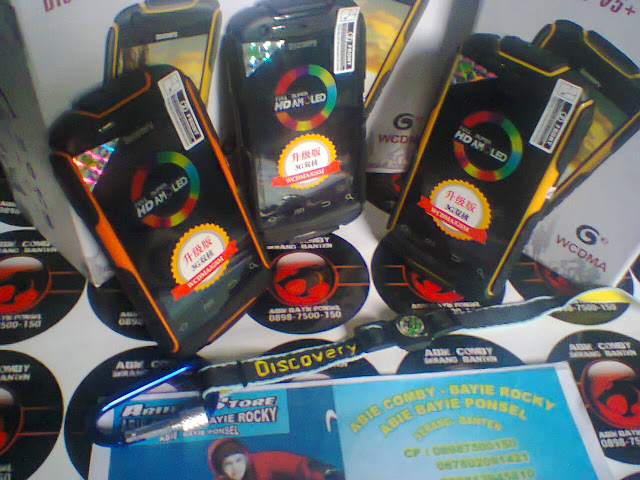 ABIE BAYIE PONSEL - SERANG BANTEN  ANDROID OUTDOOR Discovery V5+ ... ad64df771c