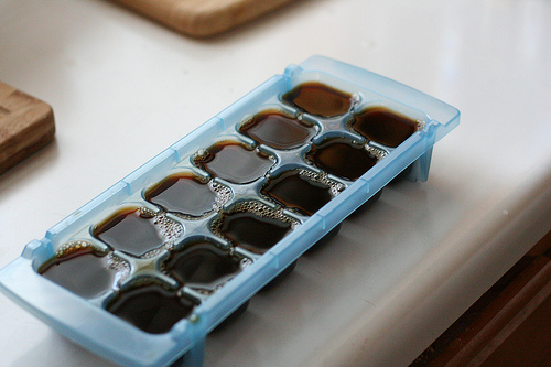 It Has Been Very Funny Watching People Seeing Brown Ice Cubes In The Freezer Initially They Are Grossed Out But When Realize Is Frozen Coffee