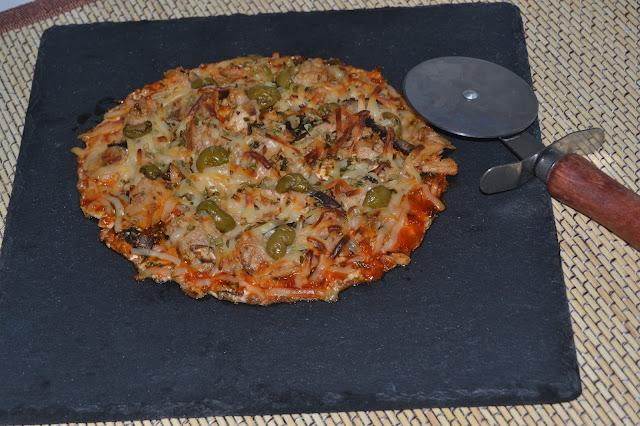 Pizza de Apagallums