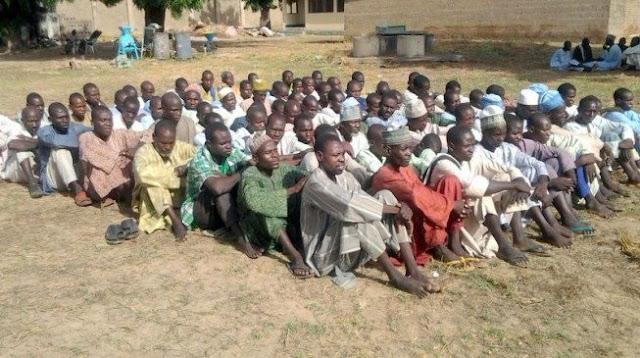 Army 'arrests' 37 Boko Haram suspects in Lagos, Ogun