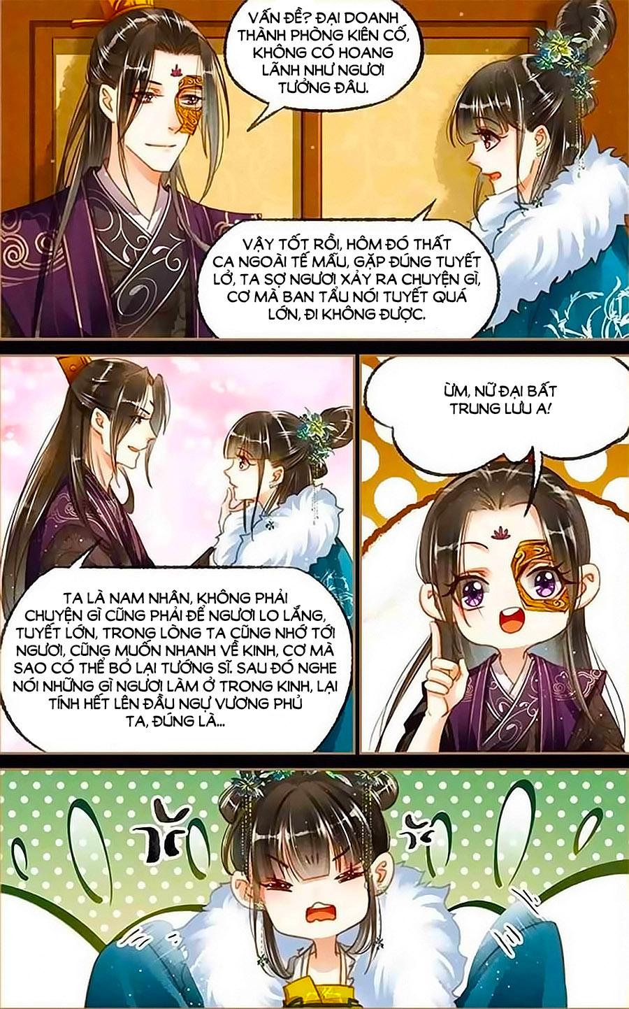 Thần Y Đích Nữ chap 114 - Trang 3