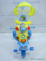 1 Sepeda Roda Tiga Wimcycle Marvin The Martians