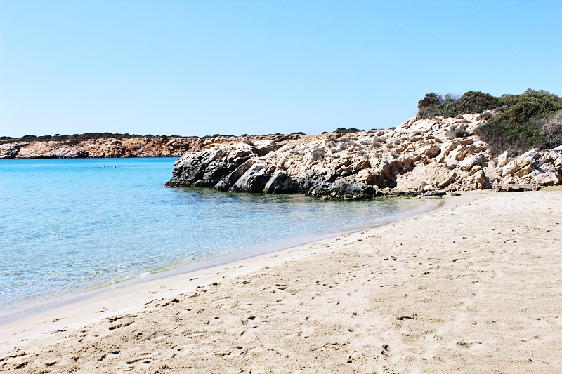 best and worth of visit beaches in Paros island