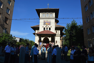 "Aducerea Icoanei Maicii Domnului ""Grabnic Ajutatoare"", Parohia Sfantul Nicolae, Horea, Cluj-Napoca"
