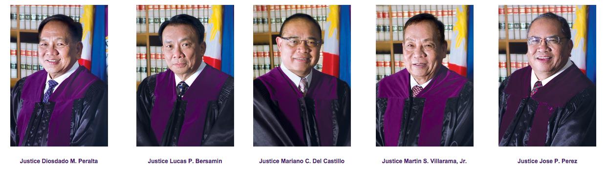 Supreme Court procedure