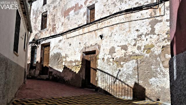 Casas de Chiclana de Segura