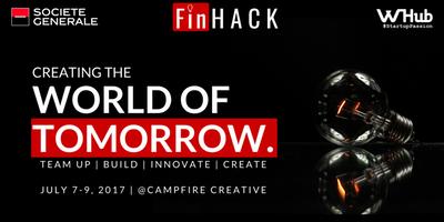 Ide Diubah Jadi Inovasi Yang Berguna! Aplikasi Keren Saat Ini! - Finhack 2017