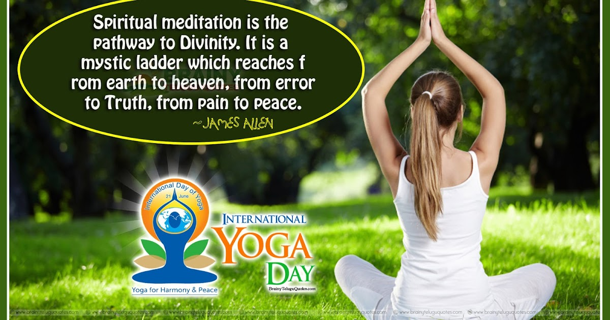 International Yoga Day Messages And Greetings Sms