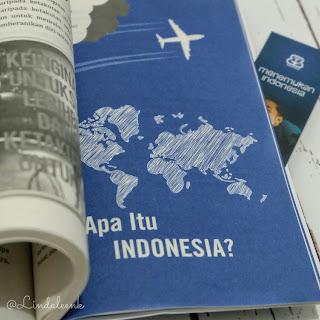 Buku Menemukan Indonesia Pandji