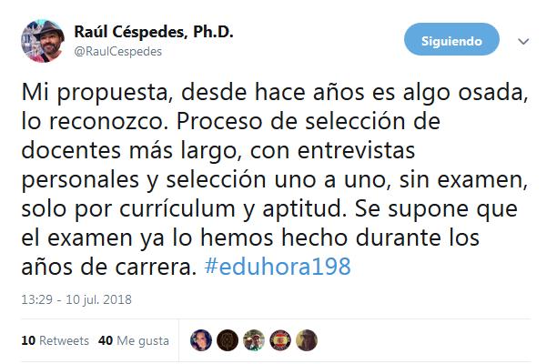 https://twitter.com/RaulCespedes/status/1016781595854991361