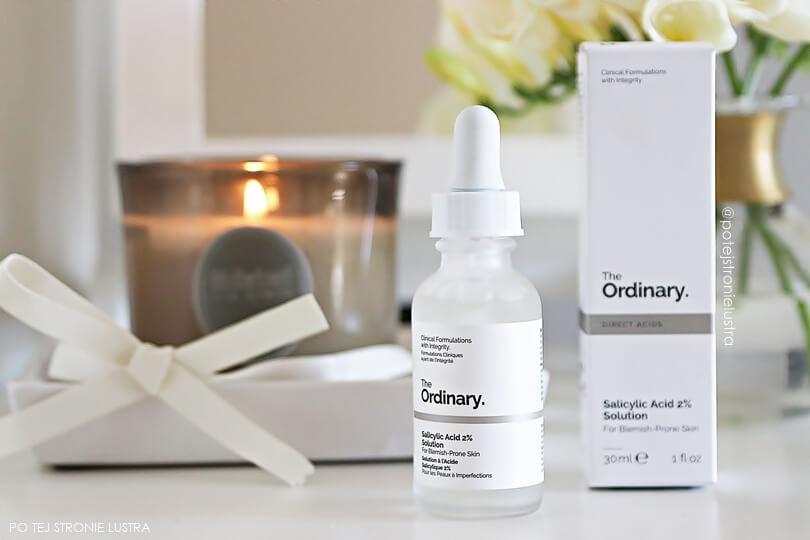 the ordinary kwas salicylowy 2% serum do skóry tłustej trądzikowej