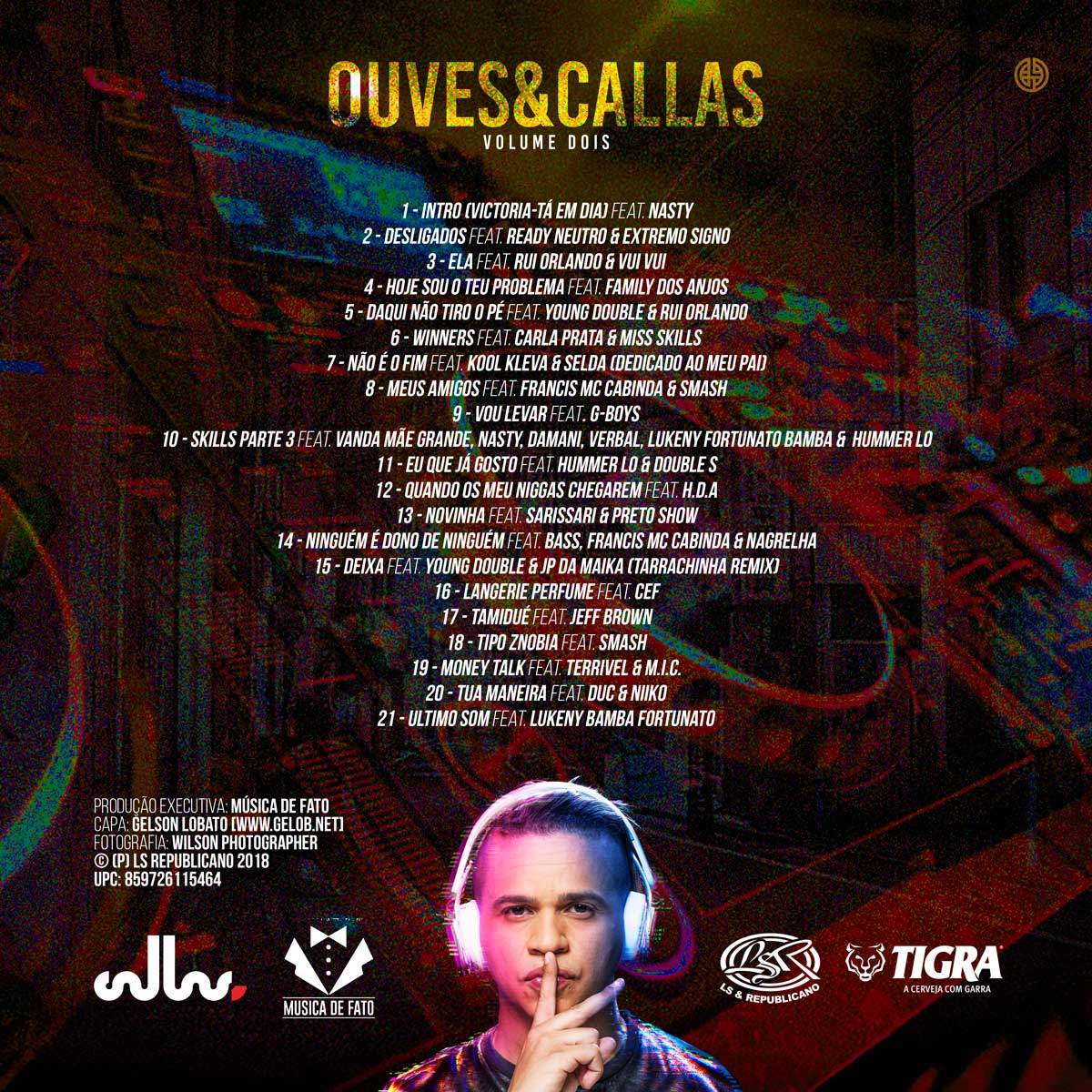 2019 St Dj Songs Dowode 4 33 Mb: Ouves E Callas Vol. 2 (Álbum Completo) 2018