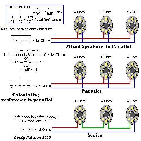 Simple 300w Subwoofer Power Amplifier Wiring Circuit Diagram
