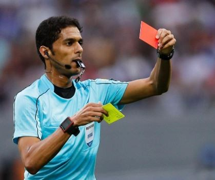 Saudi Arabia bans FIFA referee Fahad al Mirdasi for life over bribery allegations