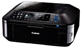 Ordinance at nowadays has various various inkjet inward alongside no reservations ones that utilization th Canon PIXMA MX885 Driver Download