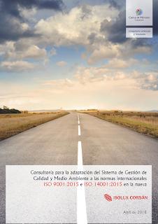 Trabajo firmado entre Cuevas y Montoto Consultores y la nueva Isolux Corsán.