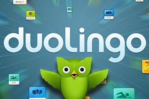 تحميل دولينجو لتعلم الانجليزية Duolingo مجانا مع الشرح