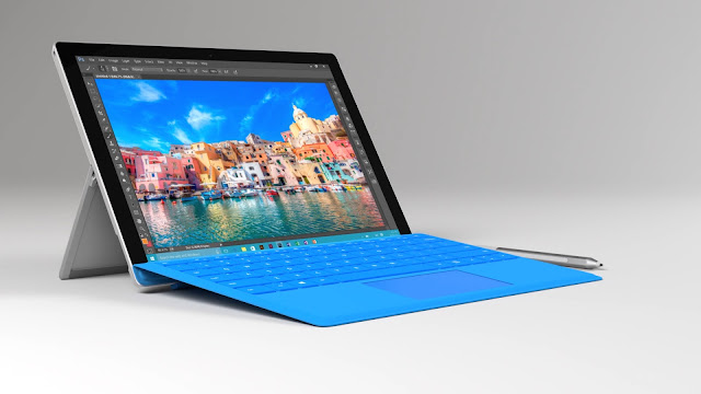 Surface Pro 4 Review from Microsoft
