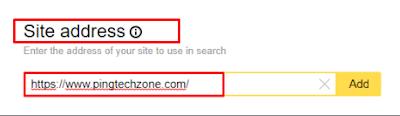 Yandex Search Engine seo tips