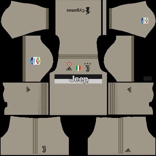 quality design fa948 cef05 Juventus Dream League Kit 2019