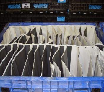 Bulk bin. bags. returnables. JRBC. Packaging.