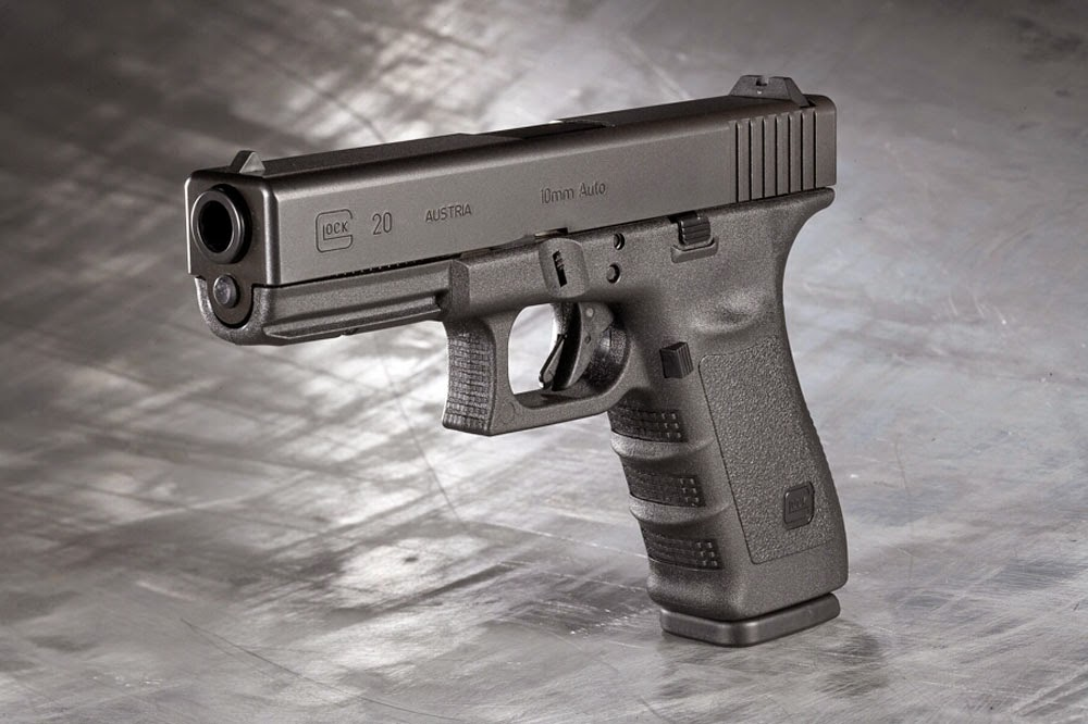 Glock 20 Επισκόπηση και Σκοποβολή (VIDEO) | guns-gr