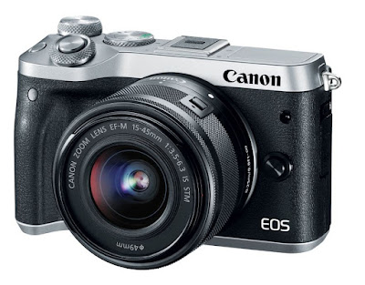 Canon EOS M6: Links to Professional Previews / Reviews