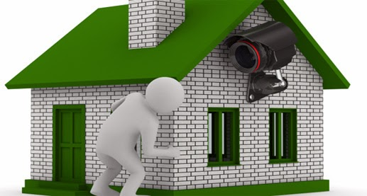 Amankan Rumah Anda Dengan CCTV
