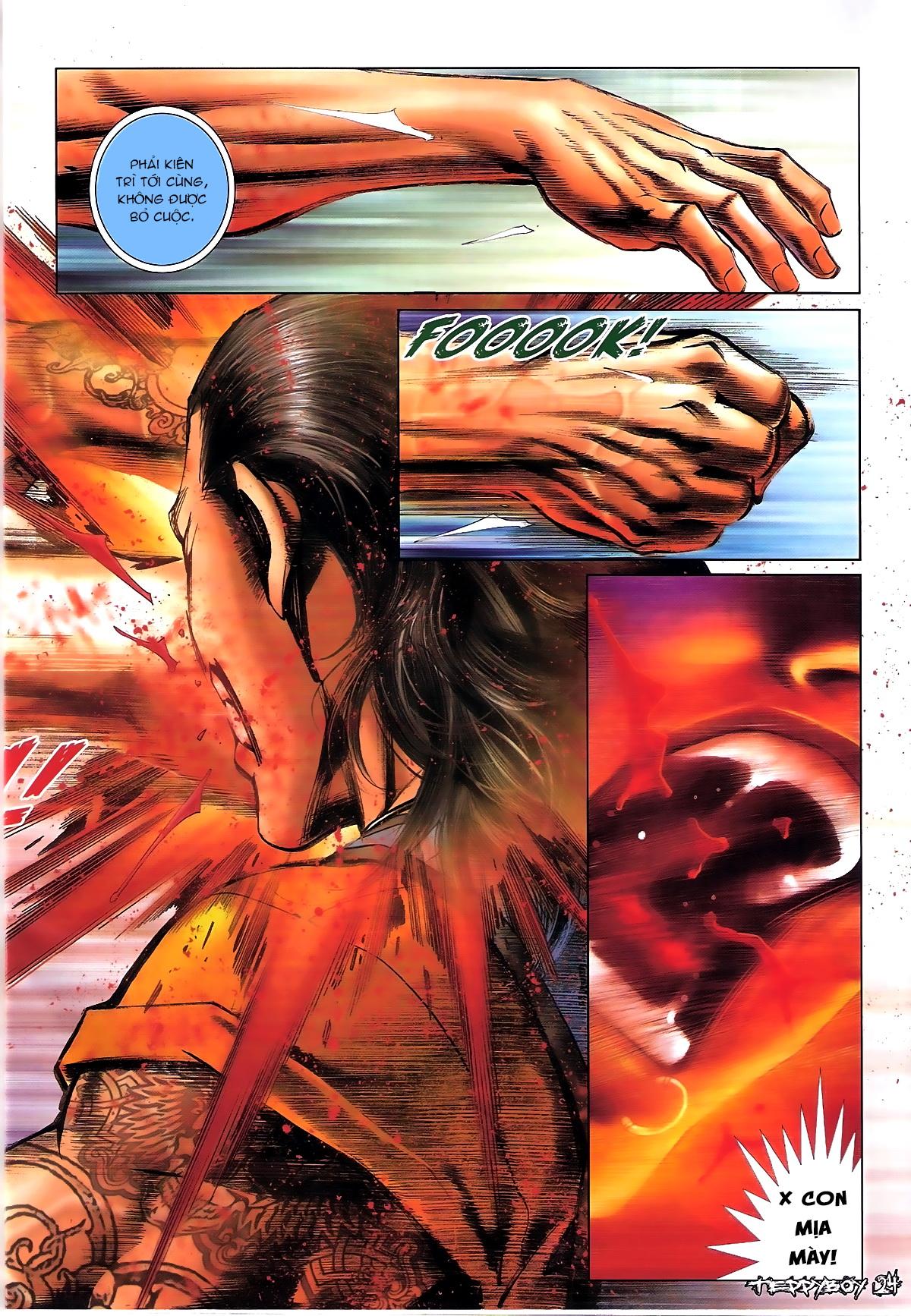 Người Trong Giang Hồ - Chapter 1339: Lương Gia Nhân vs Chiêu Tích - Pic 21