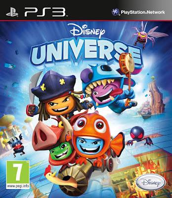 یاری بۆ پلهی ستهیشن Disney universe PS3 torrent