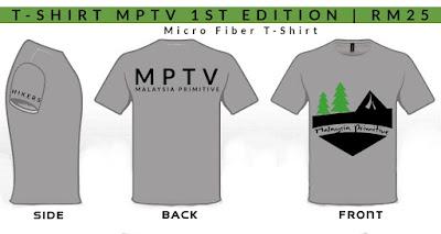 Malaysia Primitive Bakal Melancarkan T-Shirt Edisi Pertama
