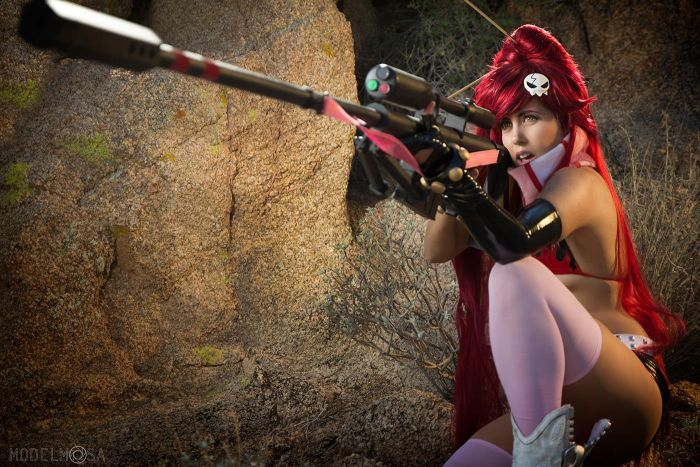 Yoko Littner - Cosplay - We Love Colors