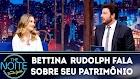 The Noite entrevista com Bettina Rudolph do youtube
